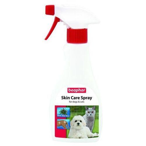 SKIN CARE SPRAY 250ml - preparat pielęgnacyjny do wrażliwej skóry psów i kotów