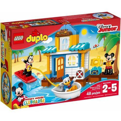 Lego DUPLO Domek na plaży 10827