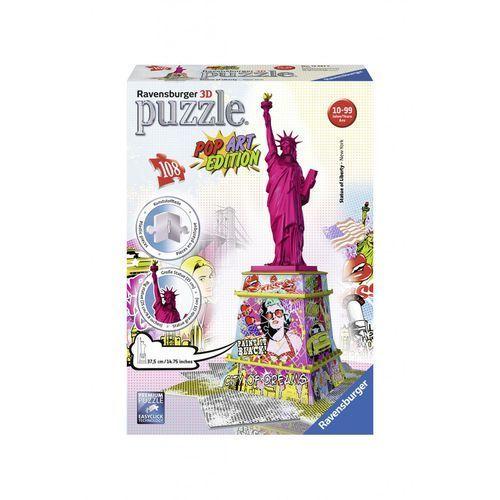 Ravensburger Puzzle 3d statua wolności 2y31a8