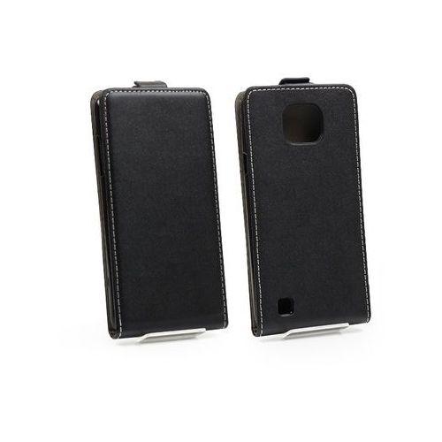 LG X Cam - etui na telefon Forcell Slim Flexi - czarny
