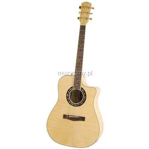 Fender T-Bucket 400-CE Flame Maple gitara elektroakustyczna Płacąc przelewem przesyłka gratis!