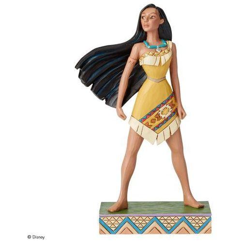 Jim shore Pocahontas proud protector (pocahontas princess passion figurine) 6002822 figurka dekoracja pokój dziecięcy