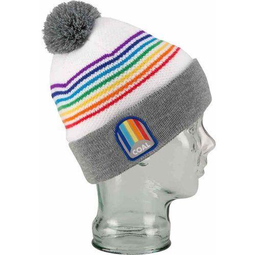 Czapka zimowa - the odyssey heather grey (rainbow) (04) rozmiar: os marki Coal