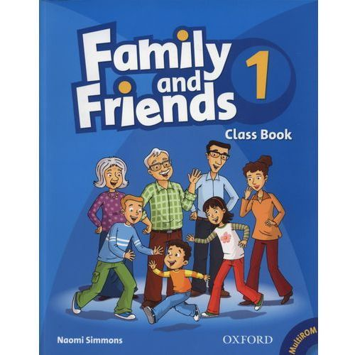 Family and Friends 1 Classbook with MultiROM, Oxford University Press