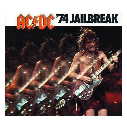 Ac/dc - '74 jailbreak marki Sony music entertainment