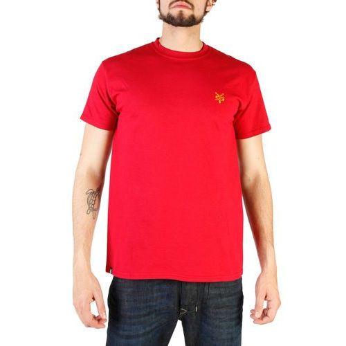 T-shirt koszulka męska ZOO YORK - RYMTS066-10, kolor czerwony