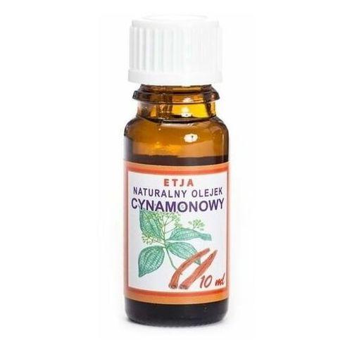 Etja Olejek cynamonowy 10 ml (5908310446813)