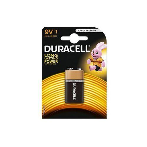 Bateria DURACELL 9V K1