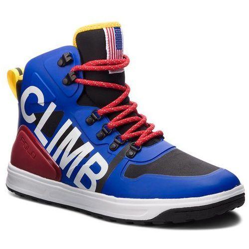 Sneakersy POLO RALPH LAUREN - Alpine200 809720512001 Royal Mult, w 2 rozmiarach