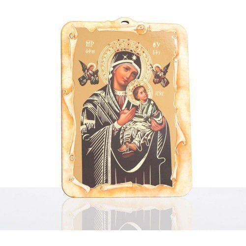 Obrazek religijny matka boża nieustającej pomocy marki Produkt polski