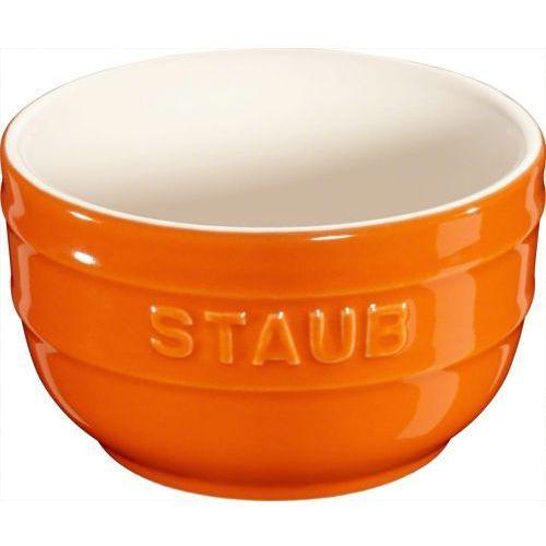 Staub zestaw formy do pieczenia pomarańczowe 8cm 2szt.