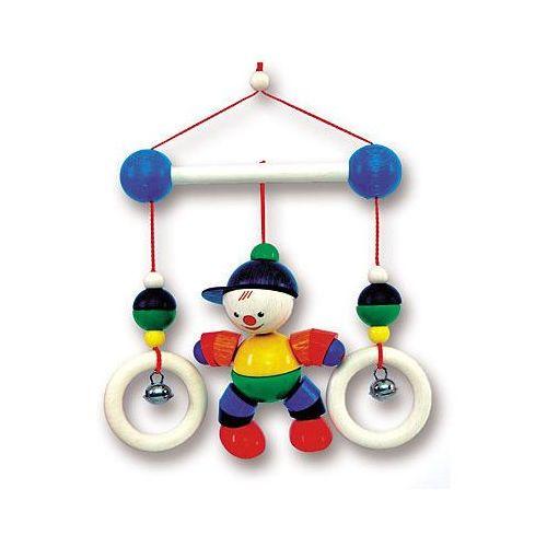 Hess  figurka z klipsem mini trapez lucas (4016977132831)