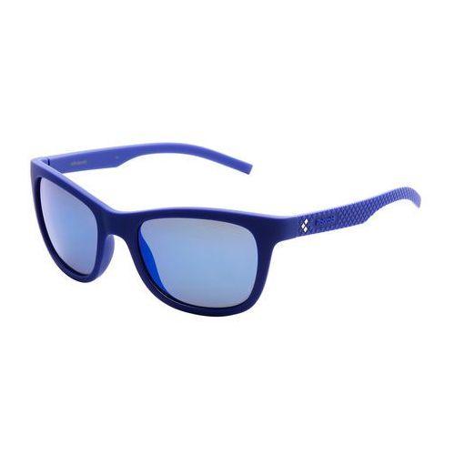 Okulary lustrzanki przeciwsłoneczne męskie POLAROID 240495, STOCKPL-240495_15O54JY