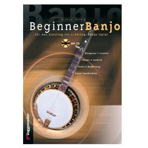 Beginner Banjo, m. Audio-CD