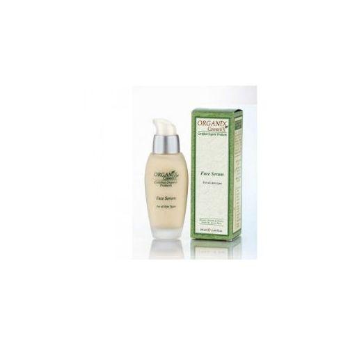 Organix Cosmetix Organiczne serum ochronne do twarzy - produkt z kategorii- Serum do twarzy