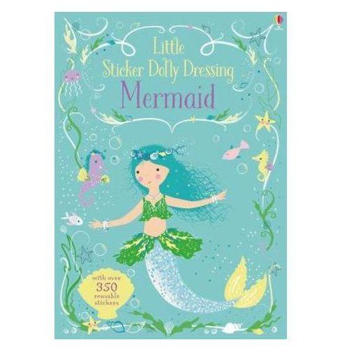 Little Sticker Dolly Dressing Mermaid (9781474921855)