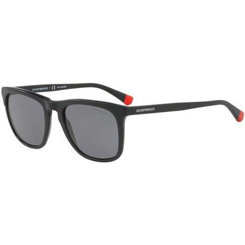 Okulary słoneczne ea4105 polarized 500181 marki Emporio armani