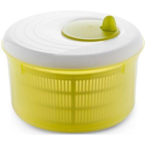 Meliconi Wirówka do sałaty centrifuga żółty 24cm