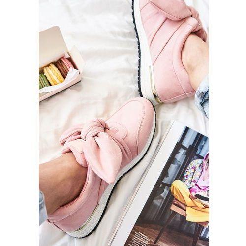 Różowe Buty Sportowe Instruction, w 6 rozmiarach