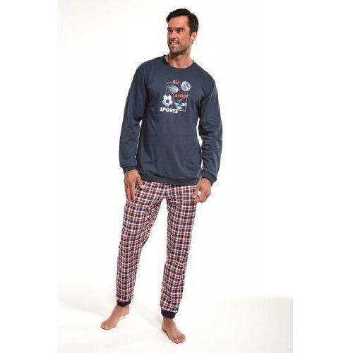 Bawełniana piżama męska Cornette 115/133 Sport