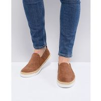 River island espadrille in tan - tan