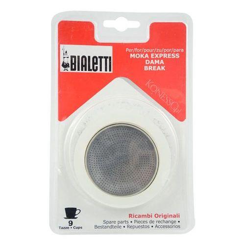 Uszczelki do kawiarek aluminiowych 9 filiżanek marki Bialetti