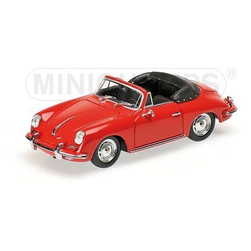 Porsche 356 B Cabriolet 1960 (red) (4012138099968)