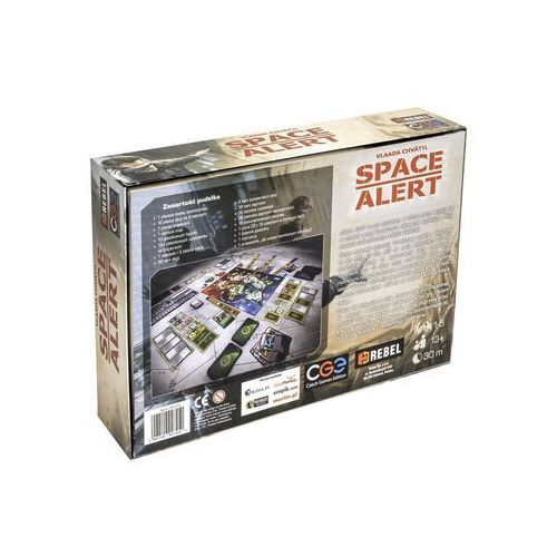 Rebel Space alert (edycja polska)