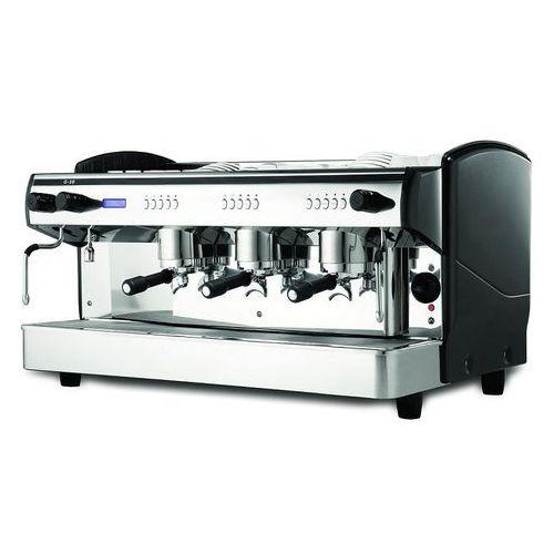 Ekspres do kawy   kolbowy 3 grupowy g-10dc3gr400v marki Resto quality