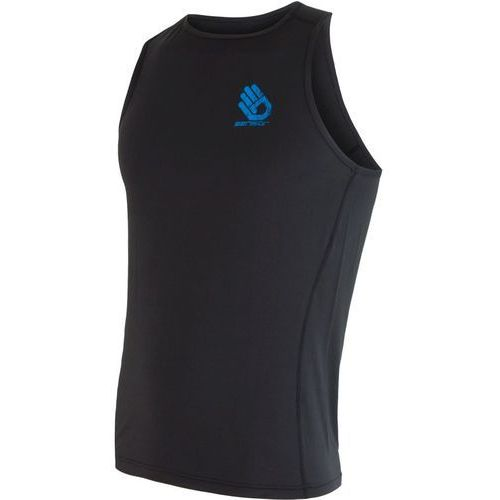 Sensor męska koszulka coolmax fresh pt hand black m (8592837037318)