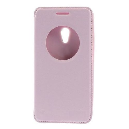 Flip Leather Różowy | Etui z klapką dla Asus Zenfone 5 - Różowy