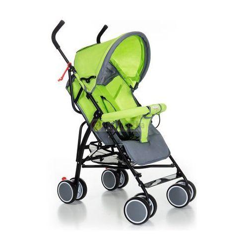 Wózek spacerówka Moolino Compact G zielono-szary, A811G
