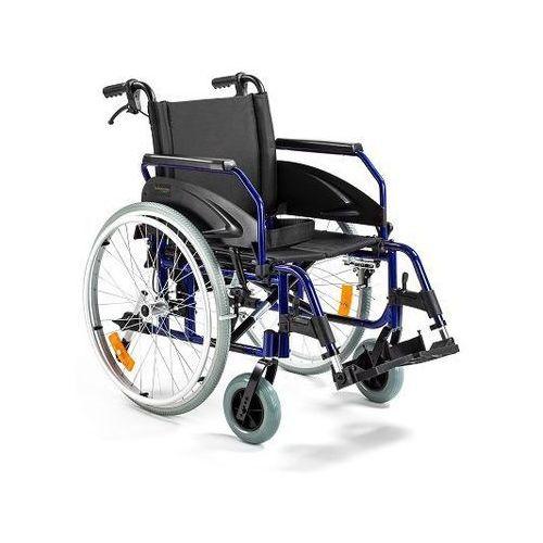 TIMAGO WA 163-1 Wózek inwalidzki aluminiowy Wózek inwalidzki aluminiowy