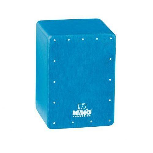 Nino 955b cajon shaker (niebieski)