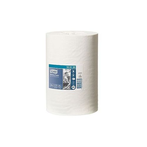 czyściwo papierowe mini rola do lekkich zabrudzeń nr art. 100130 marki Tork