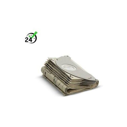 Karcher Papierowe worki (5szt) do se 5.100, 6100, zestaw filtrów, **gwarancja door to door! **