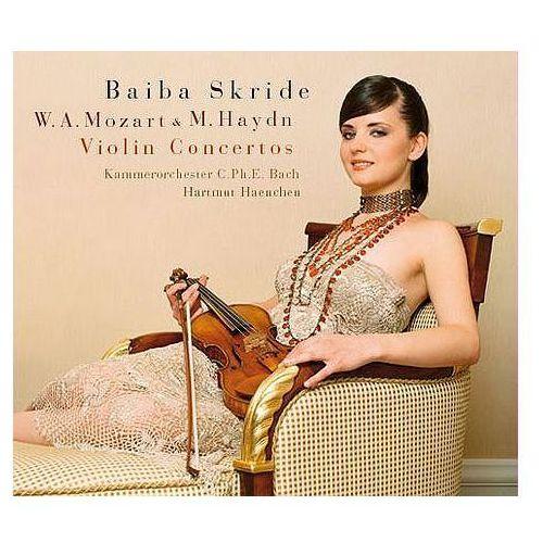 Mozart / haydn - violin concertos - baiba skride marki Sony music entertainment