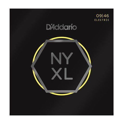 D'ADDARIO NYXL 09-46 GITARA ELEKTRYCZNA - produkt z kategorii- Gitary elektryczne