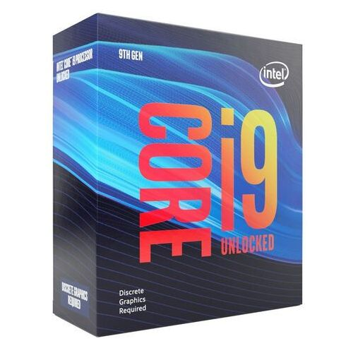 Intel Core i9-9900KF Coffee Lake S Procesor - 3.6 GHz - Intel LGA1151 - 8 rdzeni - Intel BOX, 2_227215