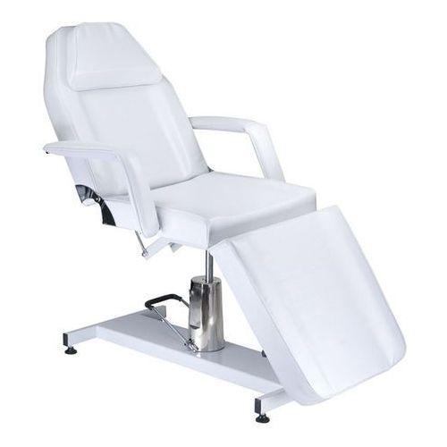 Fotel kosmetyczny hydrauliczny BW-210 biały