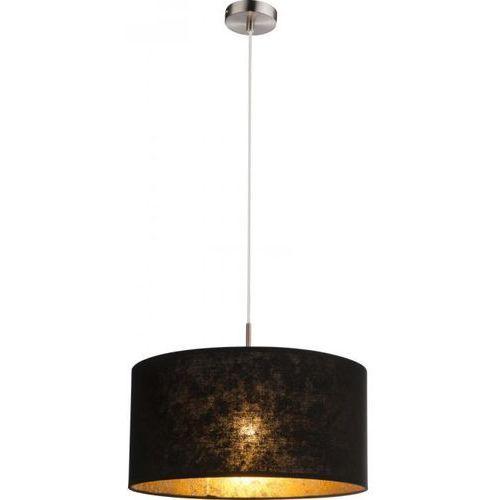 Globo lighting Globo amy lampa wisząca nikiel matowy, 1-punktowy - nowoczesny - obszar wewnętrzny - amy - czas dostawy: od 6-10 dni roboczych
