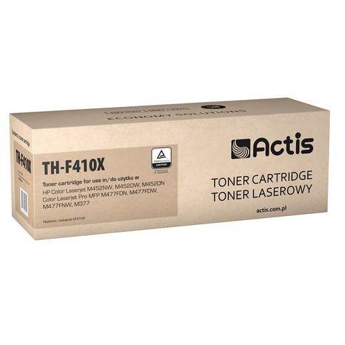Toner  th-f410x (do drukarki hewlett packard, zamiennik 410x cf410x standard 6500str. czarny chip) marki Actis