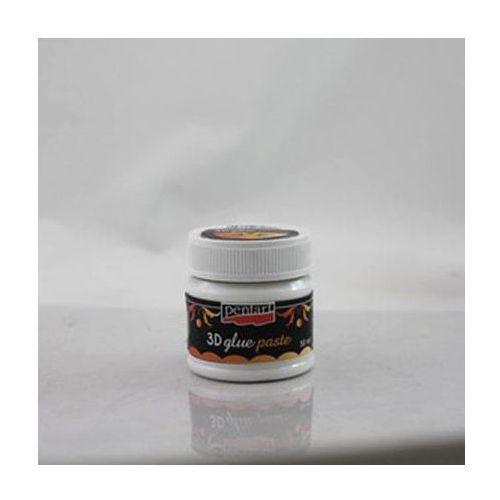 Klej/pasta do złoceń 50 ml - efekt 3D - 50ML