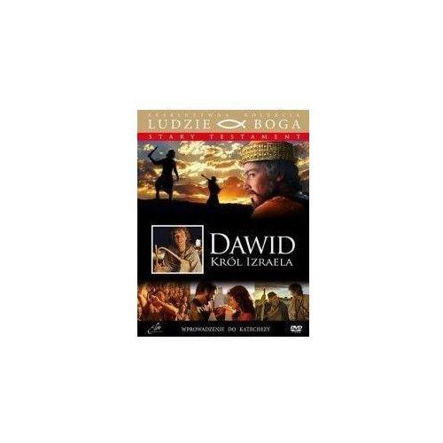 Praca zbiorowa Dawid - król izraela + film dvd - dawid - król izraela + film dvd