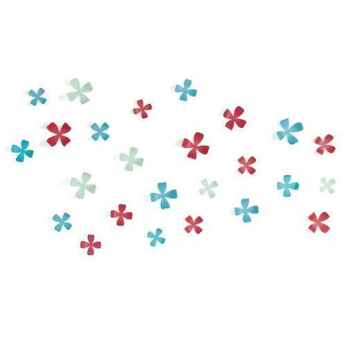 Umbra - dekoracja ścienna wallflower - multikolor