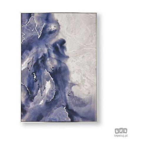Obraz ręcznie malowany - Fala 104022