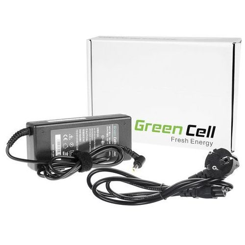 Zasilacz do laptopa Green Cell AC Adapter 19V, 4.74A (AKKZAGRERDSIE002) Darmowy odbiór w 20 miastach!, AKKZAGRERDSIE002