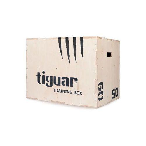 Skrzynia plyometryczna marki Tiguar