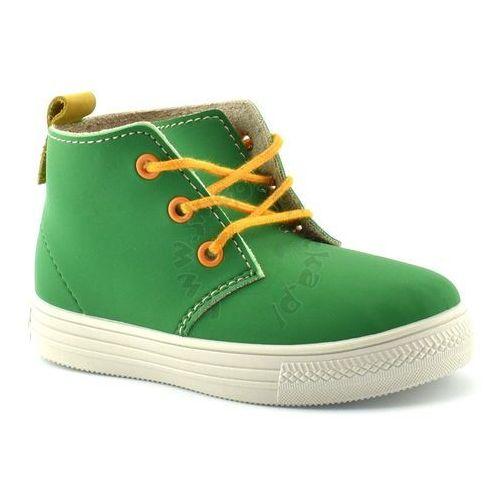 Befado Trampki dla dzieci 495x004 funny - zielony