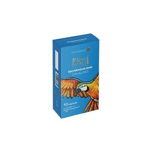 Nero nobile Kapsułki do nespresso* nicaragua 10 kapsułek - do 12% rabatu przy większych zakupach oraz darmowa dostawa (8033993876859)